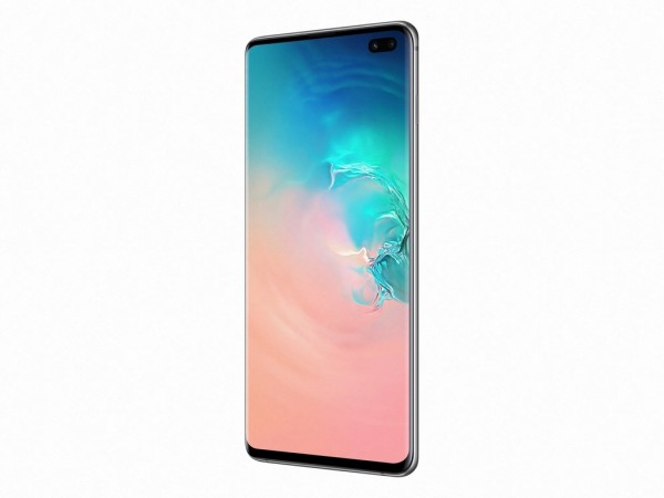 Samsung Galaxy S10+ 128GB White DS' ( 'SM-G975FZWDSEE' )