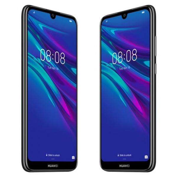 HUAWEI MOBILNI TELEFON Y6 2019 CRNA DS (ROA)