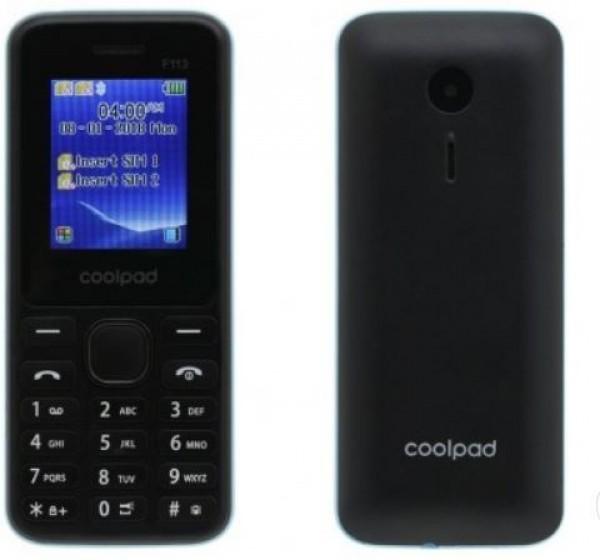 COOLPAD Allure F113 -Black