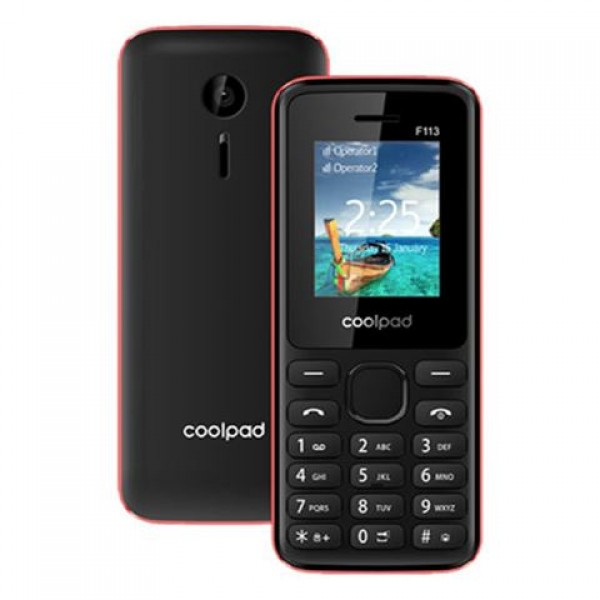 COOLPAD Allure F113 -Red
