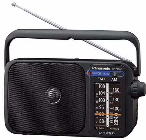 PANASONIC prenosni radio RF-2400DEG-K