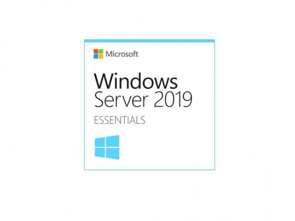 Windows Server Essentials 2019 64Bit Eng 1pk DSP OEI DVD 1-2CPU' ( 'G3S-01299' )