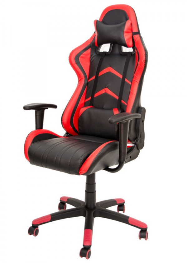 Gaming Chair CH-106 Black/Red ( CH-106 BR )
