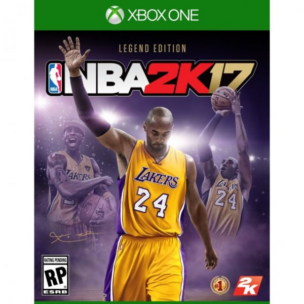 XBOXONE NBA 2K17