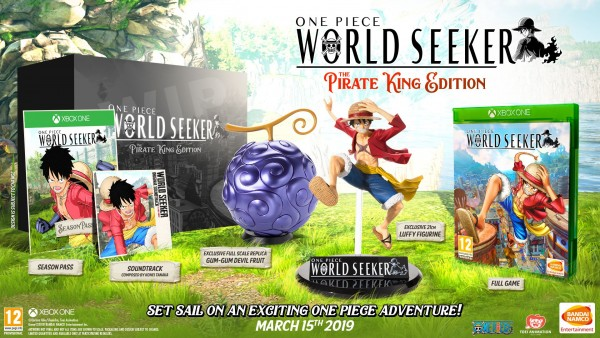 XBOXONE One Piece World Seeker Collector's ( 112389 )