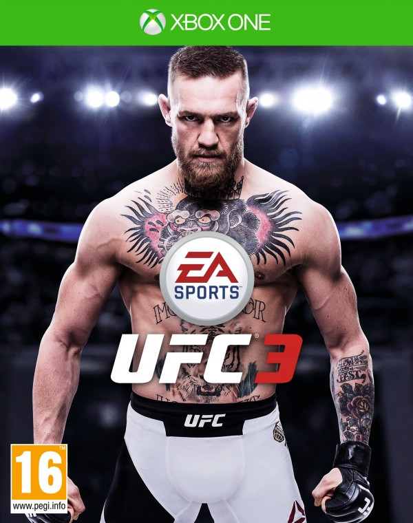 XBOXONE UFC 3 ( E02514 )