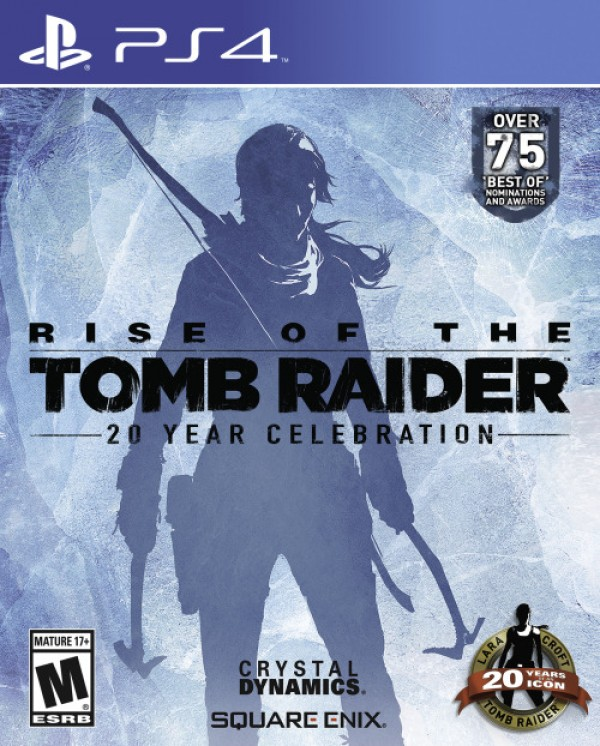 PS4 Rise of the Tomb Raider 20th Anniversary Edition ( STR204EN01 )