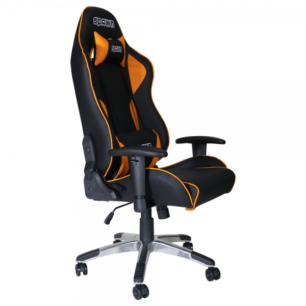 Gaming Chair Spawn Champion Series Orange ( CP-BO1G )