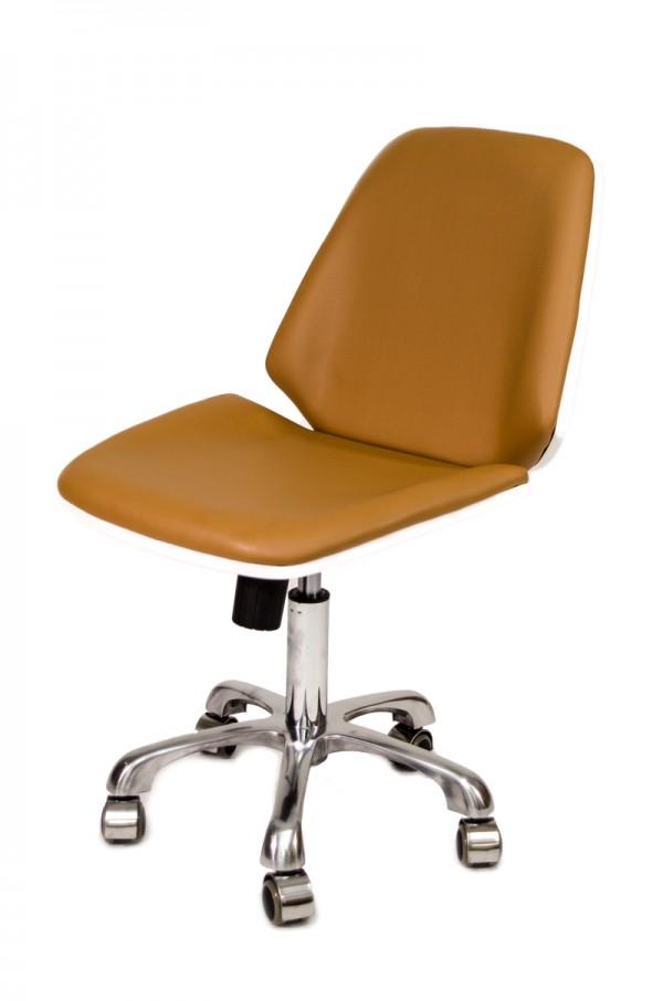 Office Fotelja - Bela/Krem ( MC095-WT ) ( MC095-WT )