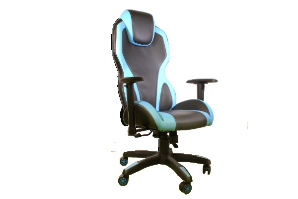 Gaming Chair e-Sport DS-059 Black/Blue ( DS-059 BB )
