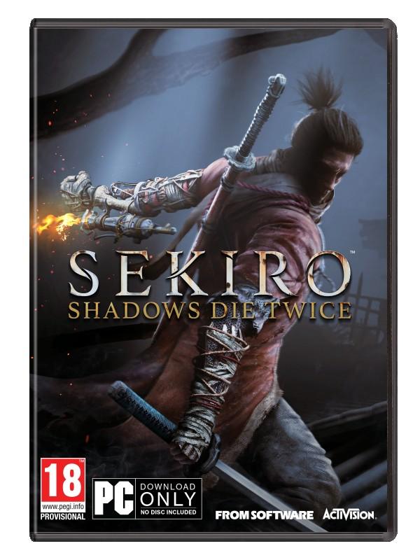 PC Sekiro: Shadows Die Twice ( 33566EN )