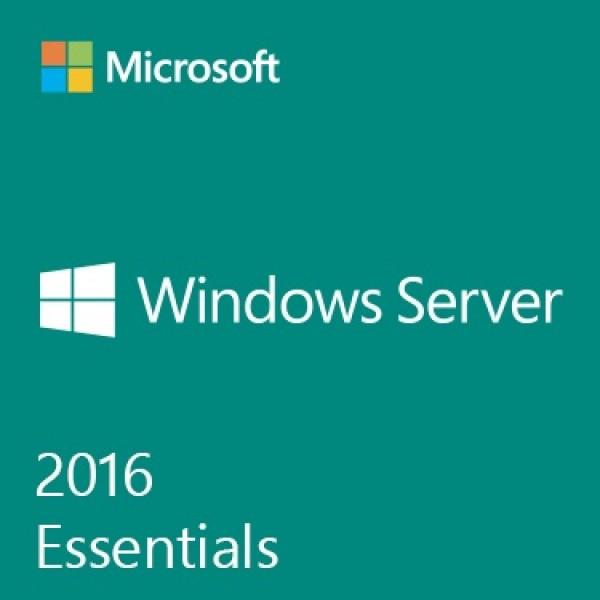 Windows Server Essentials 2016 64Bit English 1pk DSP OEI DVD 1-2CPU' ( 'G3S-01045' )