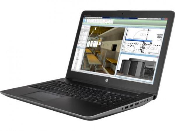 HP NOT Zbook 15 G4 I7-7700HQ 16G1T256 M2200 W10P, 1RQ75EA