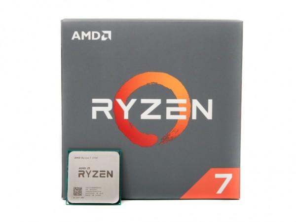CPU AM4 AMD Ryzen 7 2700 8 cores 3.2GHz AM4' ( 'R2700' )