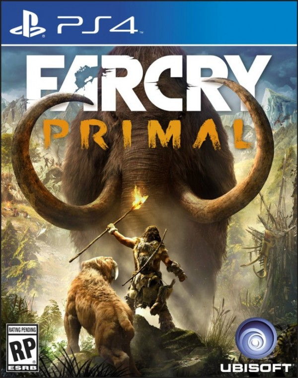PS4 Far Cry Primal Standard Edition