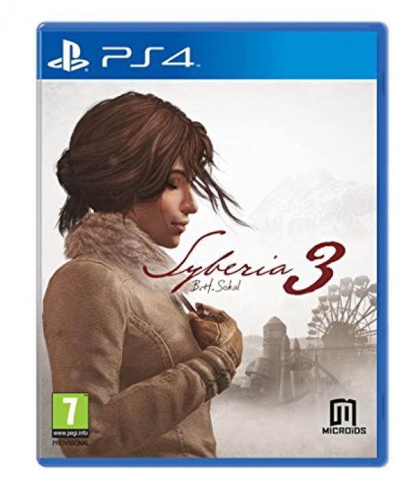 PS4 Syberia 3