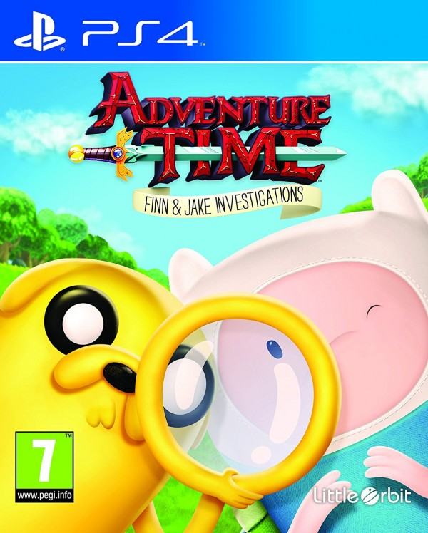 PS4 Adventure Time: Finn & Jake Investigations ( 1065096 )