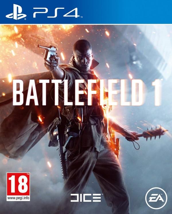 PS4 Battlefield 1 ( 1024110,E01876,E01658 )