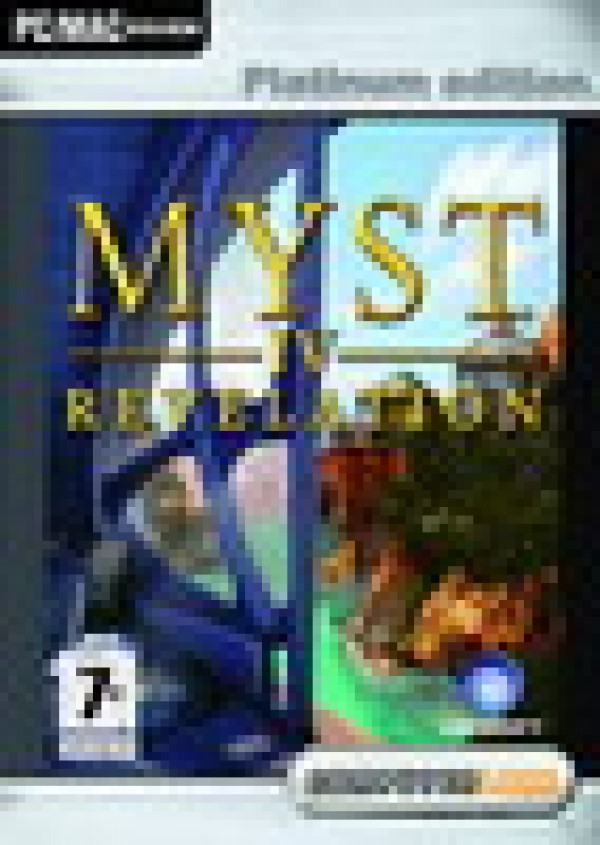 PC Myst 5: End of Ages