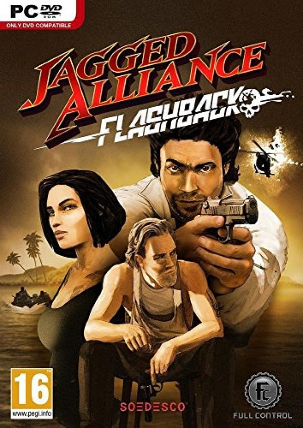 PC Jagged alliance: Flashback