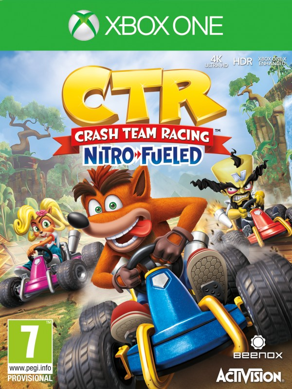 XBOXONE Crash Team Racing Nitro-Fueled ( 88393EN )