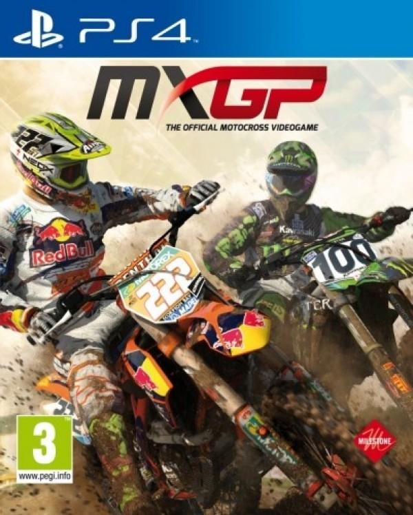 PS4 MXGP ( E111052 )