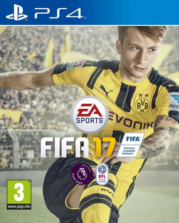 PS4 FIFA 17 ( E01776 )