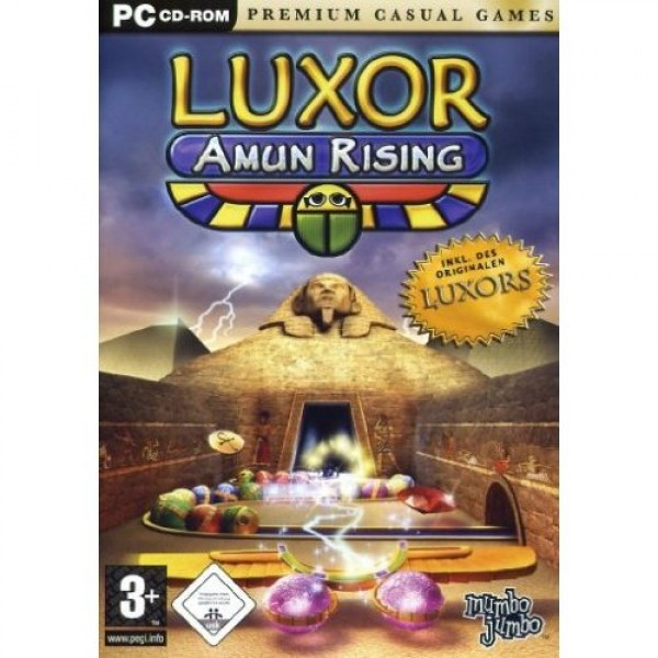 PC Luxor Amun Rising