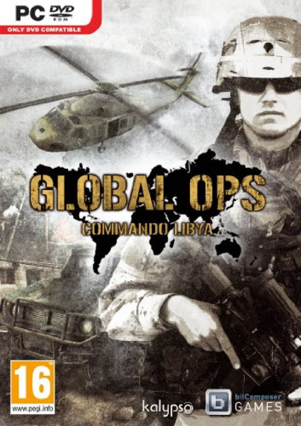 PC Global Ops: Commando Libya