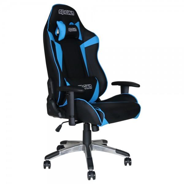 Gaming Chair Spawn Champion Series Blue ( CP-BC1F )