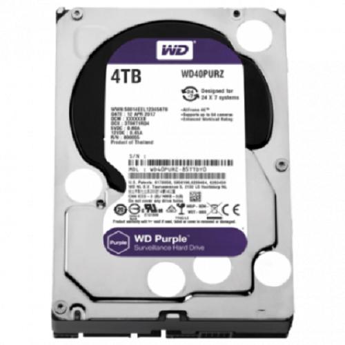 WD SATA 4TB Purple WD40PURZ