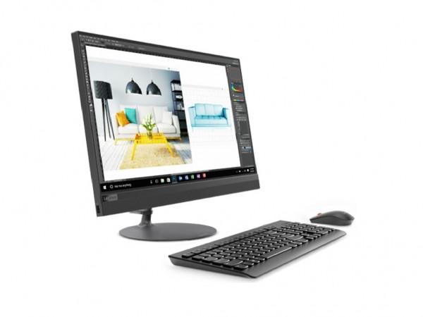 Lenovo IdeaCentre AIO 520-24ICB Intel i323.8'' FHD Touch8GB1TBIntelHDDVDRWUSB KB&MDOSBlack' ( 'F0DJ00D8YA' )