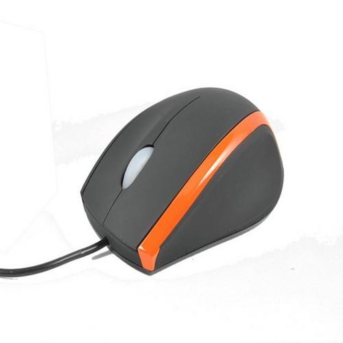 XWAVE MIS M4 USB GUMIRAN CRNO-NARANDZASTI