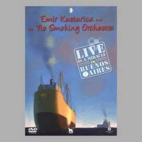 NPO SMOKING ORCHESTRA - LIVE IS A MIRACLE IN BUENOS AIRES DVD
