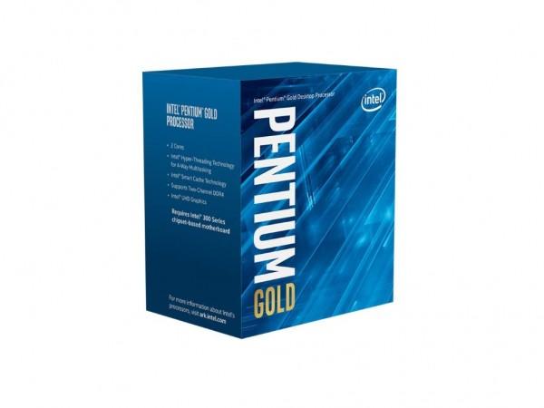 Intel Gold Pentium G5400 3.7 Ghz, 4MB, LGA1151, Coffee lakeBOX sa hladnjakom' ( 'G5400' )
