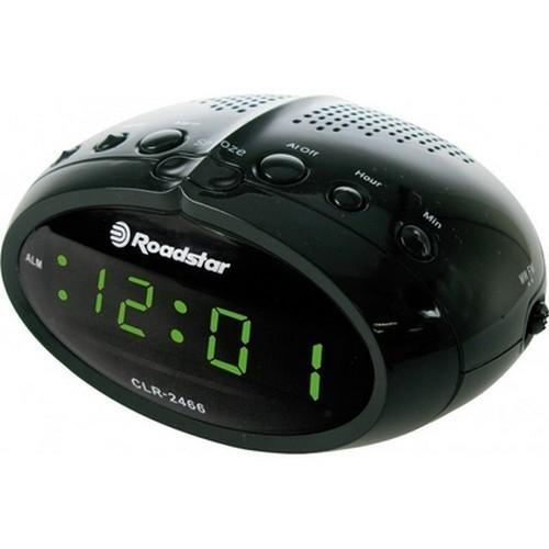 ROADSTAR CLR2466BK RADIO SAT