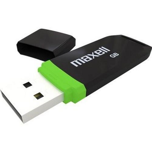 MAXELL USB 64GB 3.1 SPEEDBOAT BLACK (DUDI)