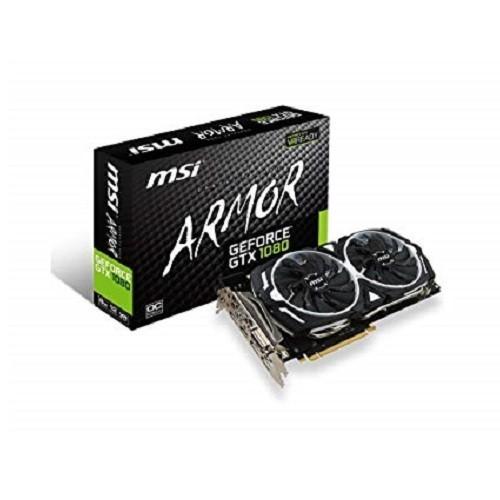 MSI EOL S9846 VGA PCIE GTX 1080 ARMOR 8G OC