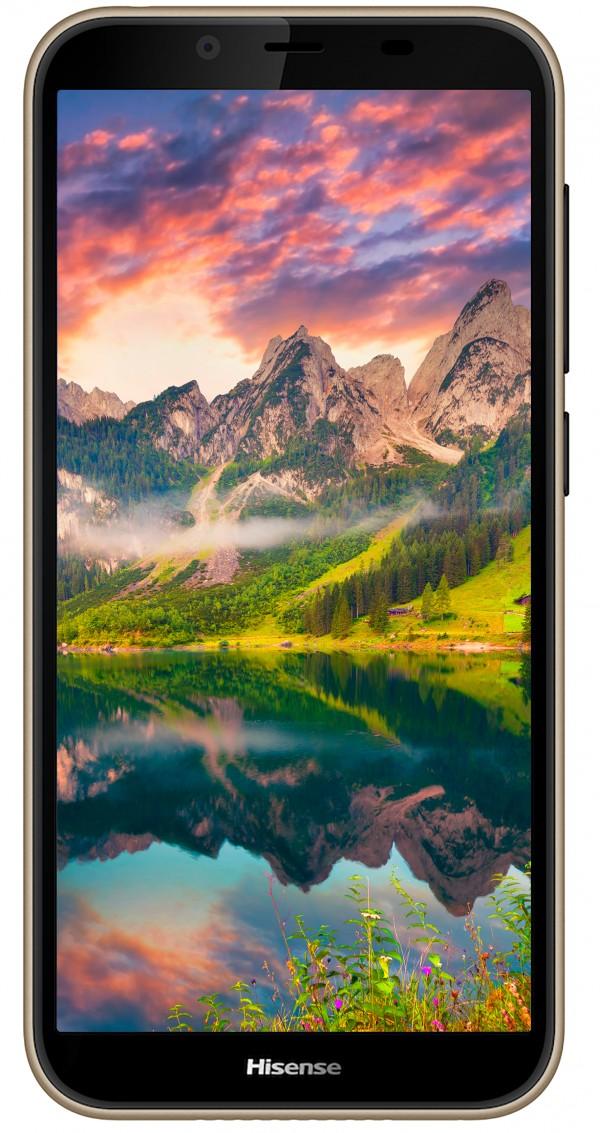 HISENSE E9 Crna 16GB 5.7'', Quad Core, 2 GB, 13.0 Mpix + 2.0 Mpix