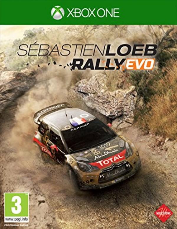 XBOXONE Sebastien Loeb Rally EVO ( E01333 )