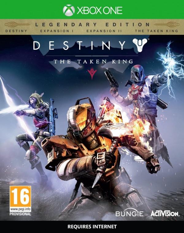 XBOXONE Destiny The Taken King Legendary Edition ( 87450EM )