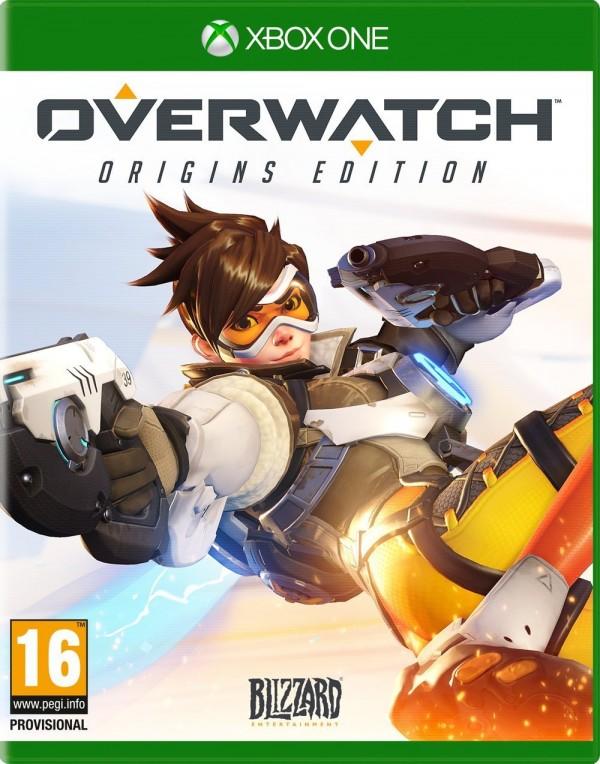 XBOXONE Overwatch ( 87763EM )