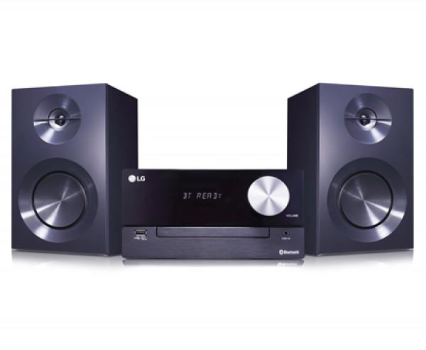LG CM2460 CD 100W, Mikrolinija, Bluetooth, USB' ( 'CM2460' )