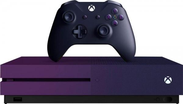 XBOXONE S Console 1TB Gradient Purple