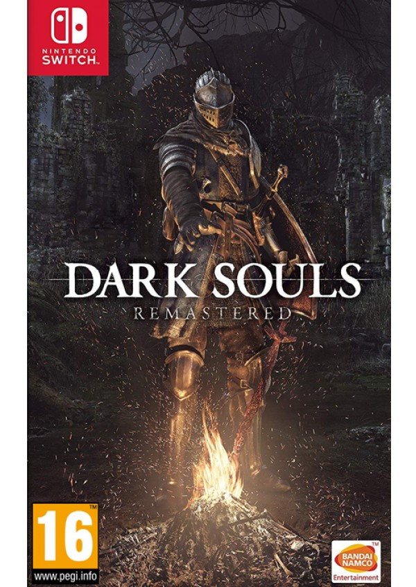 Switch Dark Souls Remastered