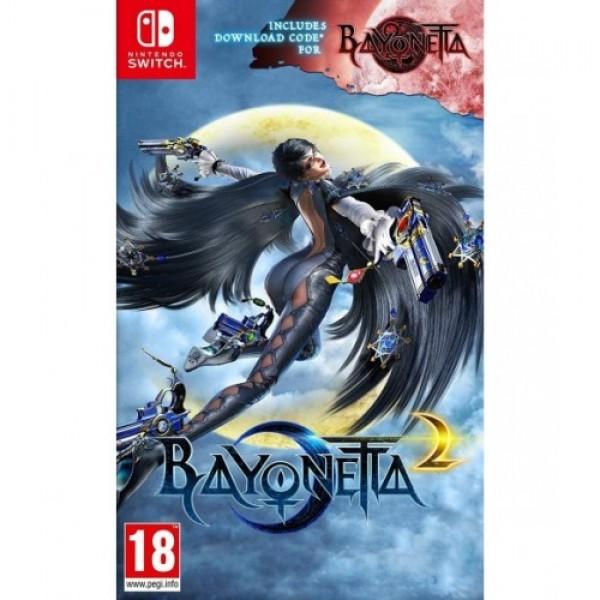 Switch Bayonetta + Bayonetta 2