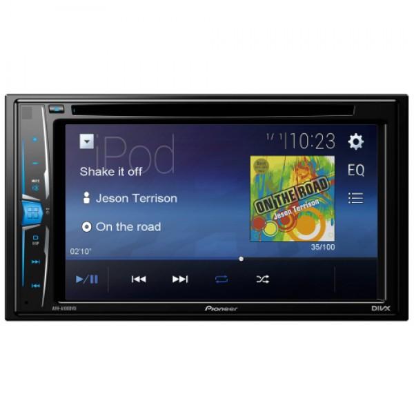 Pioneer auto multimedia AVH-A100DVD