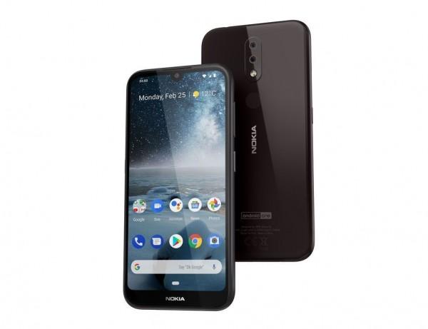 Nokia 4.2 DS Black Dual Sim' ( '719901071281' )
