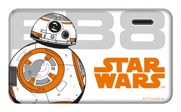 eSTAR Themed Tablet StarWars BB8 7'' ARM A7 QC 1.3GHz1GB8GB0.3MPWiFiAndroid 7.1BB8 Futrola' ( 'ES-TH2-SWARS-7.1' )