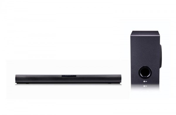 LG SJ2 soundbar, 2.1, 160W, WiFi Subwoofer, Bluetooth, DarkGray' ( 'SJ2' )